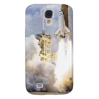 Space Shuttle Atlantis lifts off Galaxy S4 Case