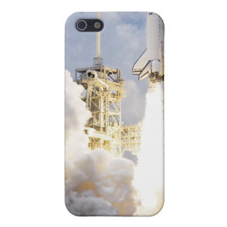 Space Shuttle Atlantis lifts off iPhone 5/5S Cover