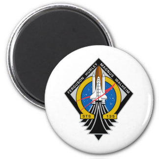 Space Shuttle Atlantis Magnets