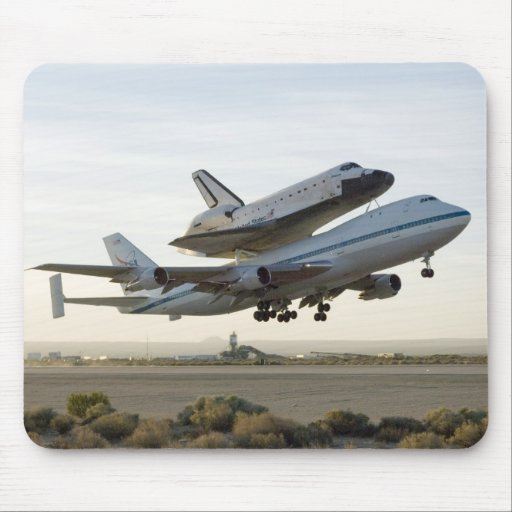 Space Shuttle Atlantis Mouse Mat