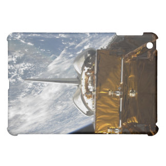 Space Shuttle Atlantis' payload bay backdropped Case For The iPad Mini