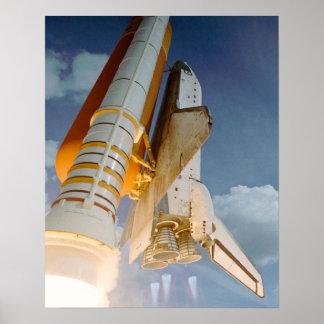 Space Shuttle Atlantis Print