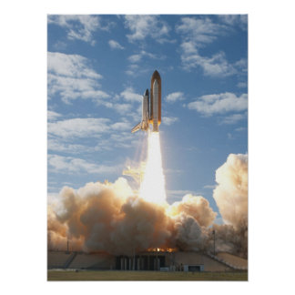 Space Shuttle Atlantis Posters