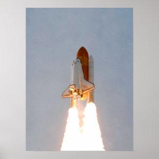 Space Shuttle Atlantis Posters