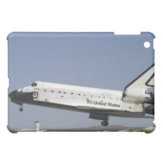 Space Shuttle Atlantis prepares for landing iPad Mini Covers