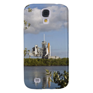 Space Shuttle Atlantis sits ready Galaxy S4 Case