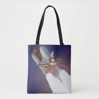 Space Shuttle Atlantis Tote Bag