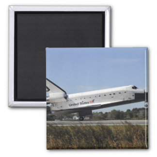 Space shuttle Atlantis touches down Magnet
