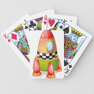 space shuttle card decks