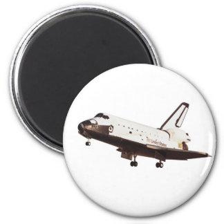 Space Shuttle Challenger Fridge Magnets