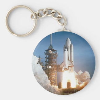 Space Shuttle Columbia Keychain
