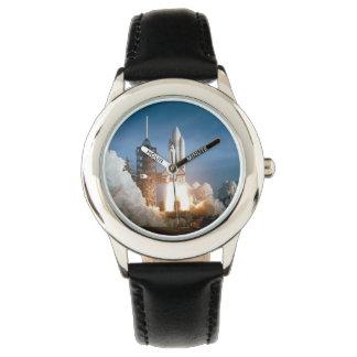 Space Shuttle Columbia launching Watch