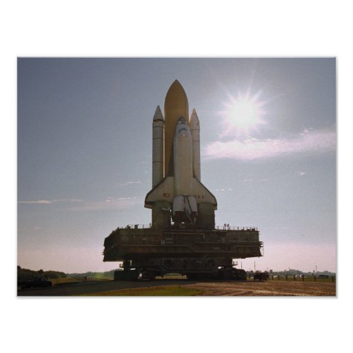 Space Shuttle Columbia (STS-90) Posters