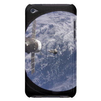 Space Shuttle Discovery 11 Barely There iPod Cases