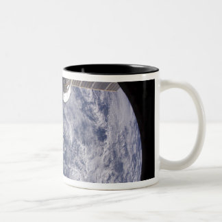 Space Shuttle Discovery 11 Two-Tone Coffee Mug