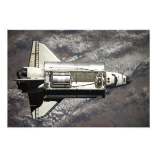 Space Shuttle Discovery 12 Photo Art