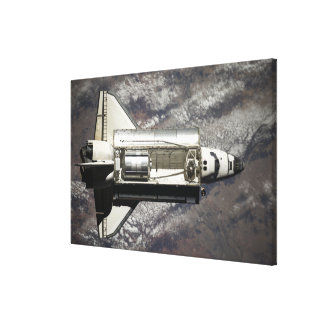 Space Shuttle Discovery 13 Canvas Print