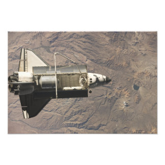 Space Shuttle Discovery 13 Photo Print