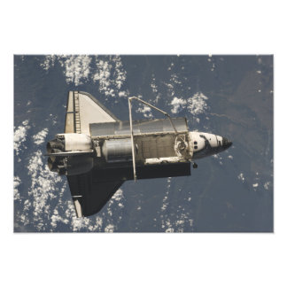 Space Shuttle Discovery 14 Photo Print