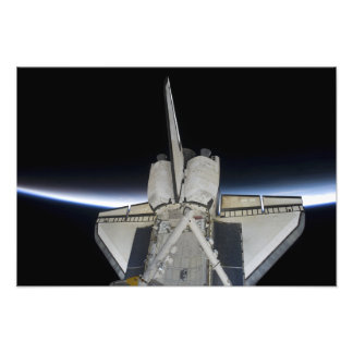 Space Shuttle Discovery 16 Photo Print