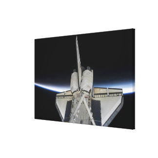 Space Shuttle Discovery 6 Canvas Print