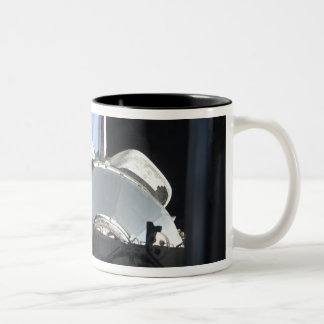 Space Shuttle Discovery 9 Two-Tone Coffee Mug