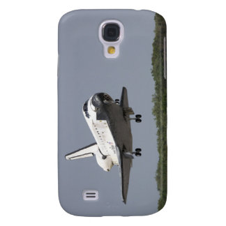 Space Shuttle Discovery approaches landing 2 Galaxy S4 Case
