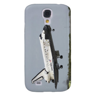 Space Shuttle Discovery approaches landing 3 Galaxy S4 Case