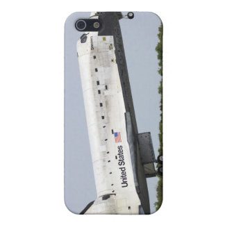 Space Shuttle Discovery approaches landing 4 Case For iPhone 5/5S