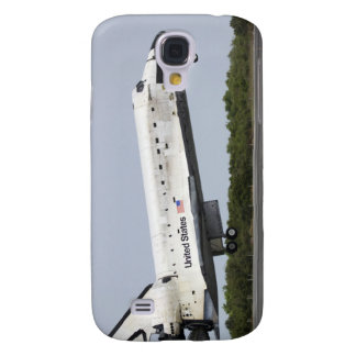 Space Shuttle Discovery approaches landing 4 Galaxy S4 Case