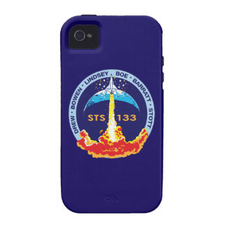 Space Shuttle Discovery iPhone 4 Case