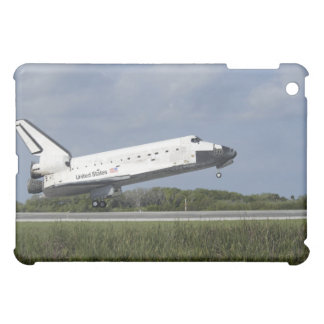 Space shuttle Discovery lands on Runway 33 iPad Mini Covers