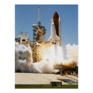 Space Shuttle Discovery Launch (STS-121) Posters