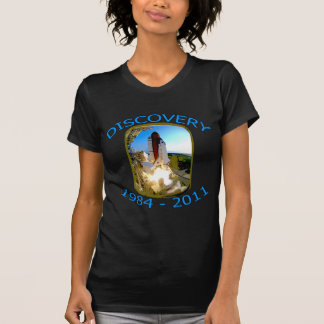 Space Shuttle Discovery Launch T Shirts