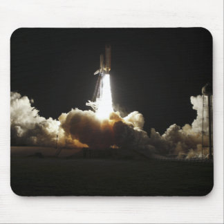 Space shuttle Discovery lifts off Mouse Mat