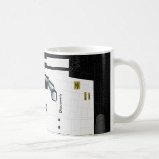 Space Shuttle Discovery Mug