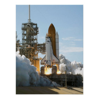 Space Shuttle Discovery Print