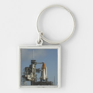 Space Shuttle Discovery sits ready 2 Key Ring