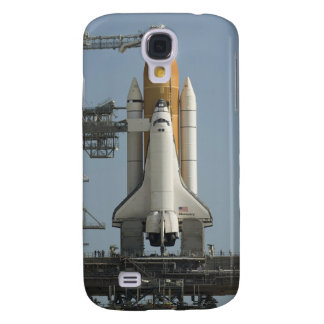 Space Shuttle Discovery sits ready Galaxy S4 Case