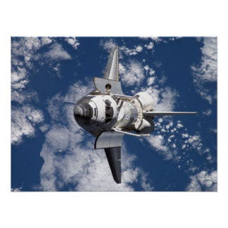 Space Shuttle Discovery (STS-120) Poster