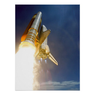 Space Shuttle Discovery (STS-121) Print
