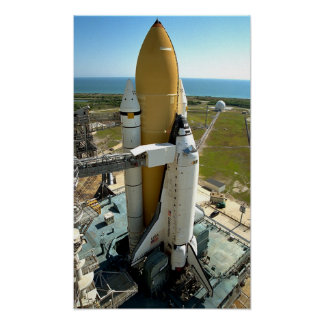 Space Shuttle Discovery (STS-91) Print
