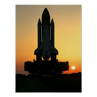 Space Shuttle Discovery (STS-91) Posters