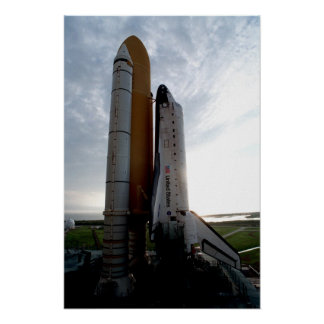 Space Shuttle Discovery STS-95 Print