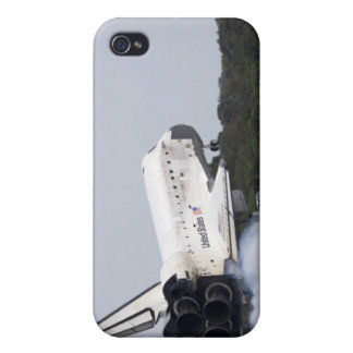 Space Shuttle Discovery touches down 2 Cover For iPhone 4