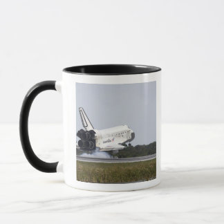 Space Shuttle Discovery touches down 2 Mug