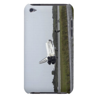 Space Shuttle Discovery touches down 3 Barely There iPod Cases