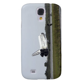 Space Shuttle Discovery touches down 3 Galaxy S4 Case