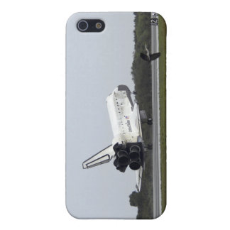 Space Shuttle Discovery touches down 3 iPhone 5 Case