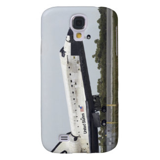 Space Shuttle Discovery touches down Galaxy S4 Case